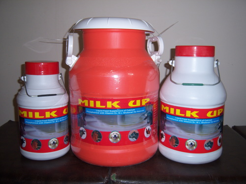 Milk Up Liquid Animal Feed Supplement