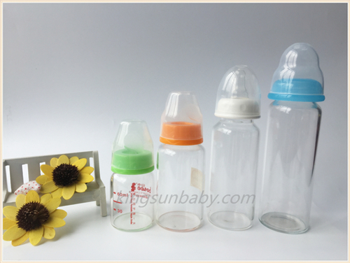 Regular Neck Borosilicate Glass Bottle