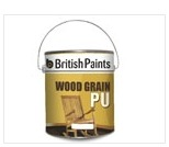 British Paints Wood Grain Polyurethane