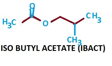 ISO BUTYL ACETATE (IBACT) in  Btm 2nd Stage