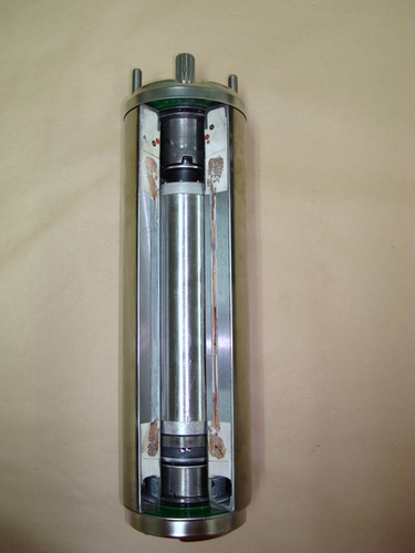 """1Hp 4"""" 6"""" Deep Well Resin Water Filled Encapsulated Canned Borehole Submersible Motor Pump"""