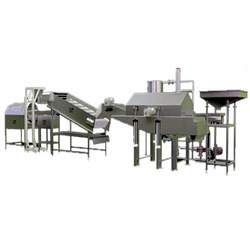 Fully Automatic Pellet Frying Line in  Vatva
