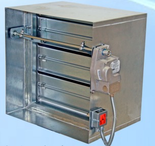 Combination Fire Dampers