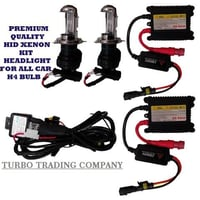 HID Conversion Kit Xenon For Head Lamps