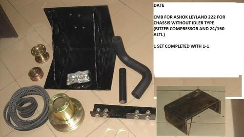 Compressor Mounting Bracket For Ashok Leyland 222 For Chassis Wtihout Idler in  Okhla - I