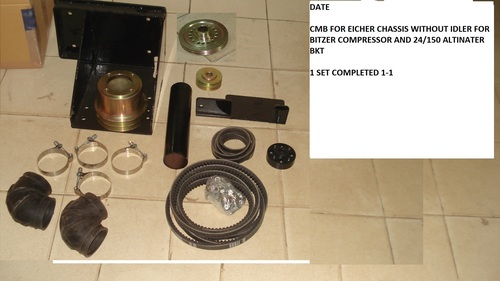 Compressor Mounting Bracket For Eicher Without Idlerr in  Okhla - I