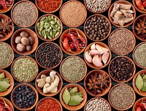Organic Spices / Herbs