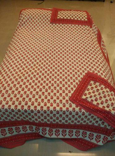 Fine Cotton Single Bedsheet