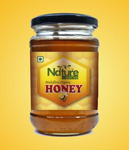 Nature Serve Honey(Multi Flora,Organic)