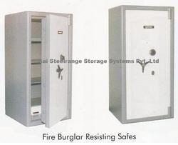 Fire And Burglar Resisting Safes