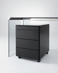 Pedestal With Drawers