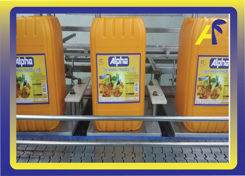 RBD Palm Oil (18 L Jerry Can)