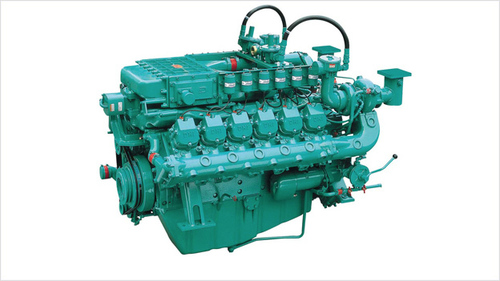 Power Generation CNG Engine
