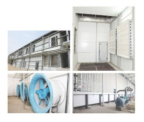 Prefabricated Air Washers Units
