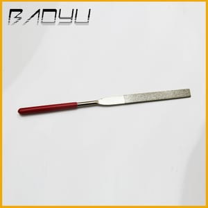 Round Electroplated Diamond Files