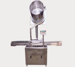Automatic Dosing Cup Placement and Pressing Machine