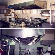 Exhaust Hood And Ducting