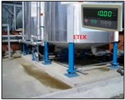 Tank Weighing Automation