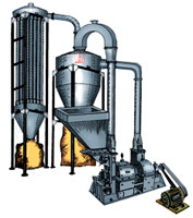 Chemical-Mineral Grinding Pulverizer Machines