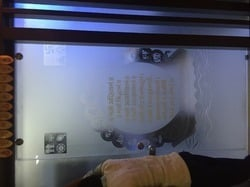 Glass Engrave Service
