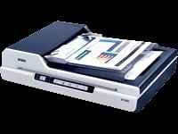 A4 Flatbed Business Scanner