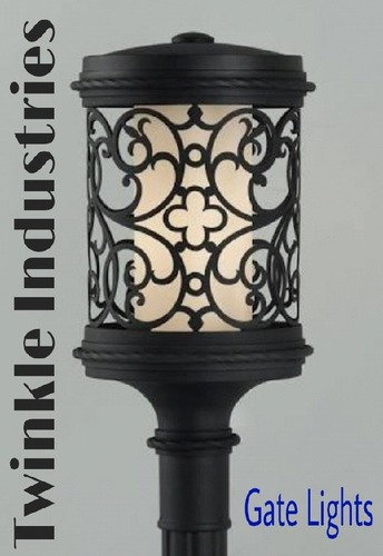 Decorative Gate Light