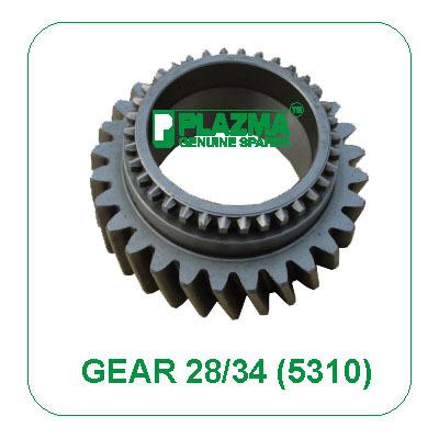 Gear 28/34 (5310)