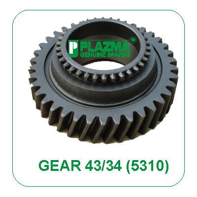 Gear 43/34 (5310)