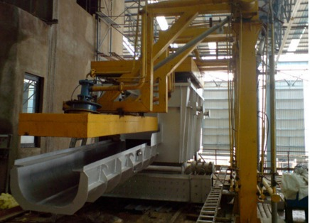 Bell Annealing Furnaces For Strips