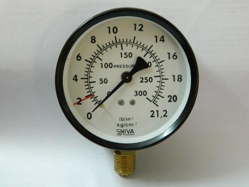 Pressure Gauge 4 Inch