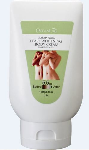 Oceanlab Pearl Whitening Body Cream