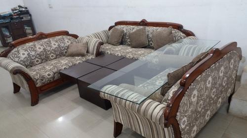 Surprising Modern And Designer Sofa Set Kala Mandir Wooden Furniture Inzonedesignstudio Interior Chair Design Inzonedesignstudiocom