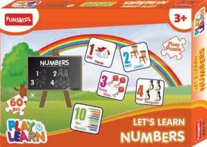 P&l Numbers Puzzle