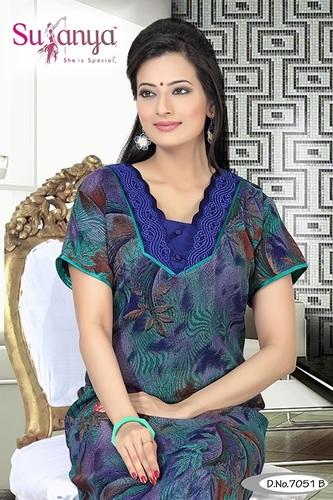 d756b84322 Alpine Fabric Nighty - Prathvi Enterprises, 410, Om Annex, 4Th Floor,  Garage Galli, Opp. Bhoomi Plaza, Off. B.S Road, Dadar West,, Mumbai, India