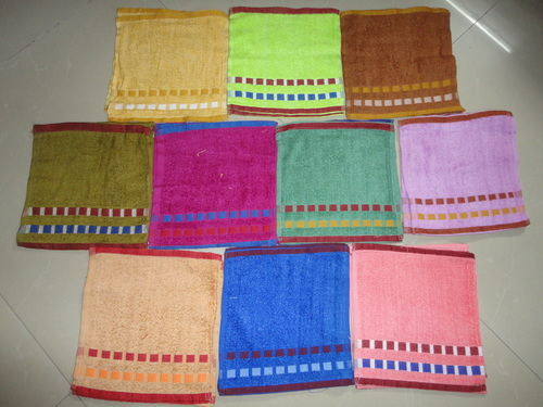 100% Cotton Vellor Napkin
