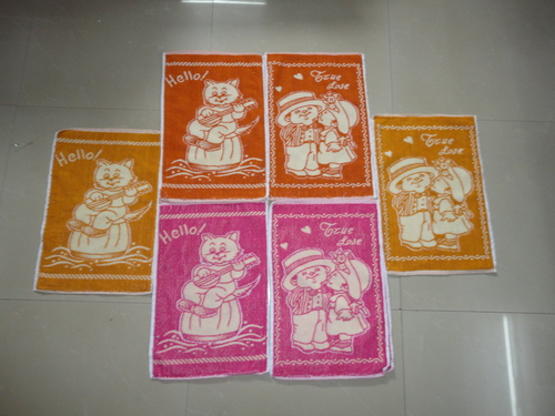 Cartoon Napkins