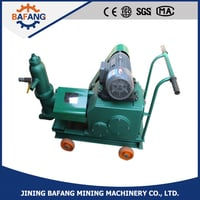 Cement Mortar Grout Pumps