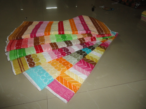 Cotton Color Full Bath Towel