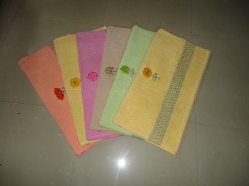 Exclusive Cotton Bath Towels