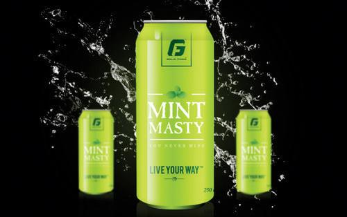 Minty Masty Drink