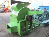 Wood Crusher Machines