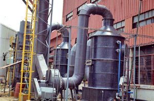 Dust Extraction And Control Unit