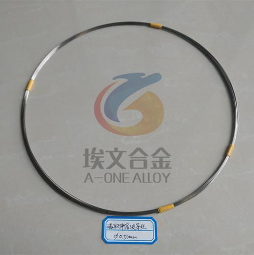 Magnetostrictive Waveguide Wire For Level Gauge Sensor