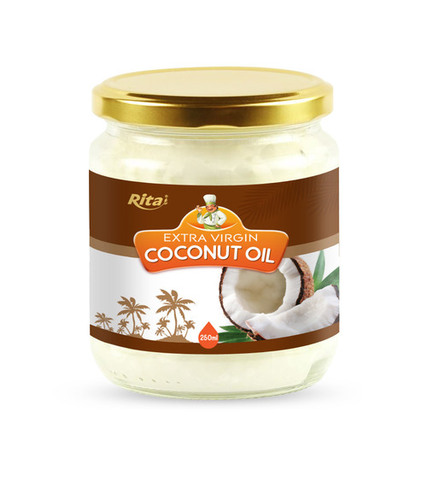 250ml Extra Virgin Coconut Oil