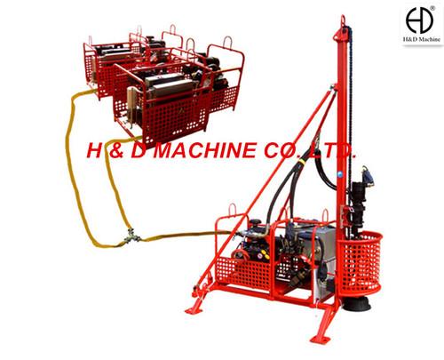 HD-80 Man Portable Drilling Rig