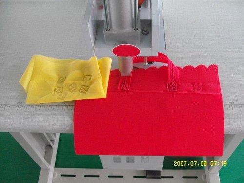 Ultrasonic Handle Welding Machine