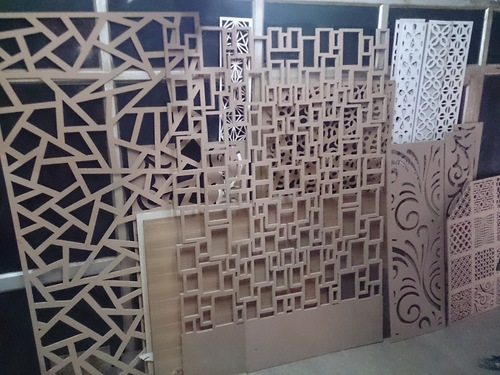 Designer Partitions Wooden Jali 3d Wall Panels At Best Price In