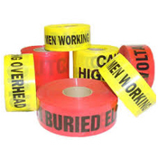 Road Safety Barricading Tapes