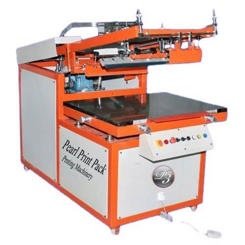 Flatbed Screen Printing Machines