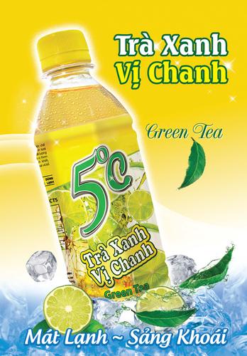 5oC Green Tea
